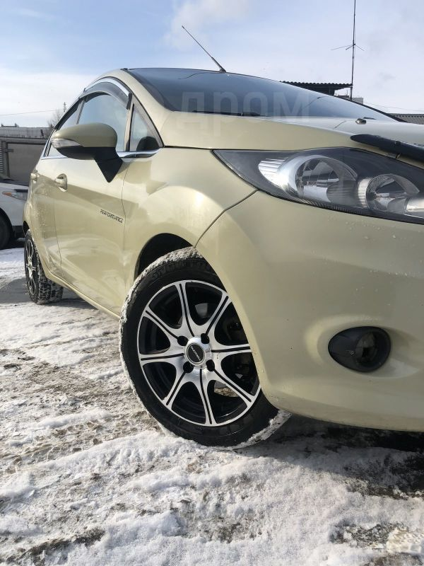 Ford Fiesta, 2008 год, 300 000 руб.