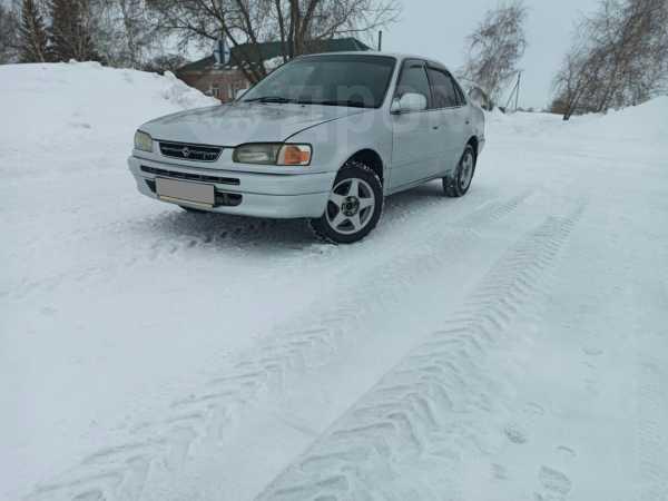 Toyota Corolla, 1996 год, 169 000 руб.