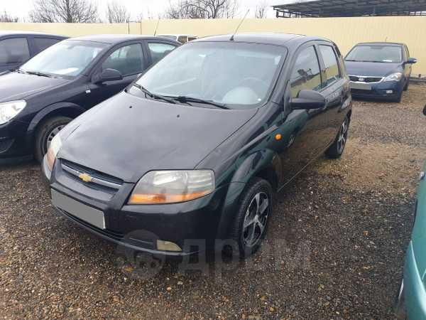 Chevrolet Aveo, 2005 год, 227 000 руб.