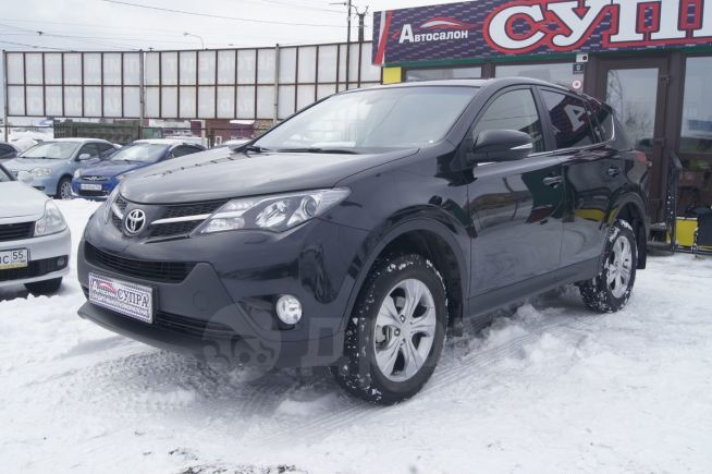 Toyota RAV4, 2013 год, 1 135 000 руб.