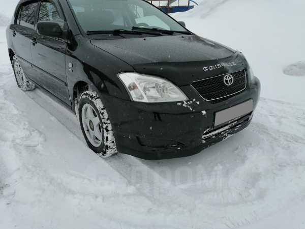 Toyota Corolla, 2004 год, 377 000 руб.