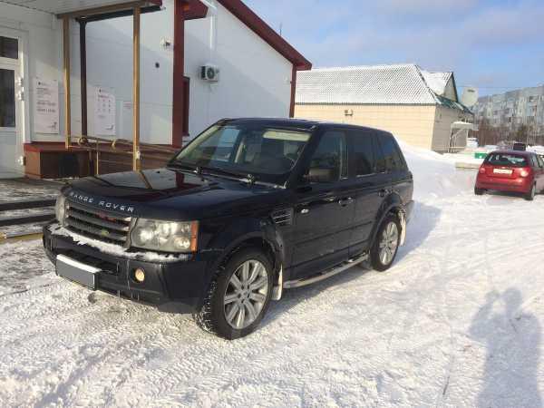 Land Rover Range Rover, 2009 год, 900 000 руб.