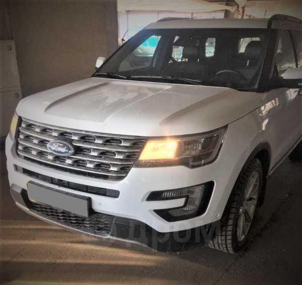 Ford Explorer, 2017 год, 2 100 000 руб.