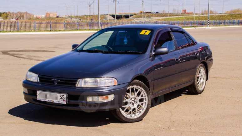Toyota Carina, 1993 год, 201 000 руб.