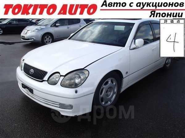 Toyota Aristo, 2001 год, 265 000 руб.