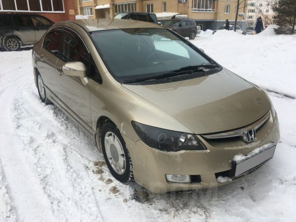 Honda Civic, 2006 год, 450 000 руб.