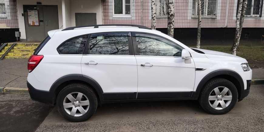 Chevrolet Captiva, 2015 год, 1 025 000 руб.