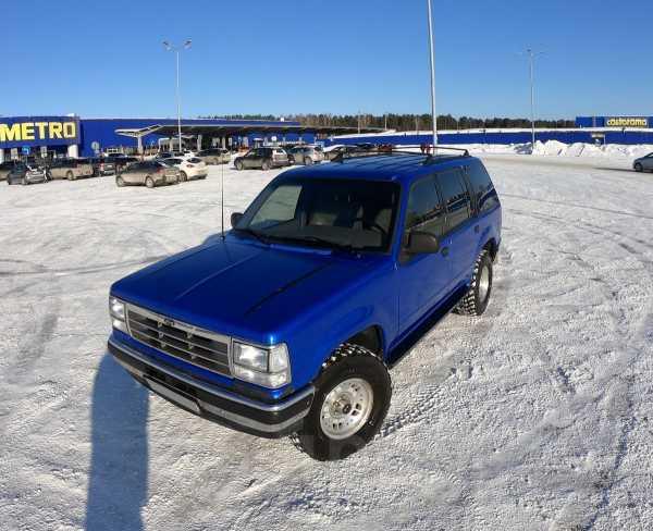 Ford Explorer, 1993 год, 339 000 руб.