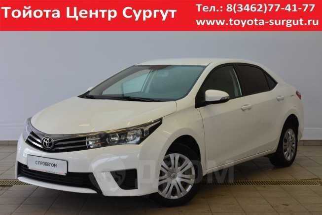 Toyota Corolla, 2013 год, 704 000 руб.