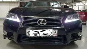 Москва Lexus GS350 2014