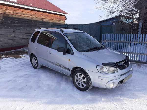 Toyota Corolla Spacio, 1997 год, 260 000 руб.