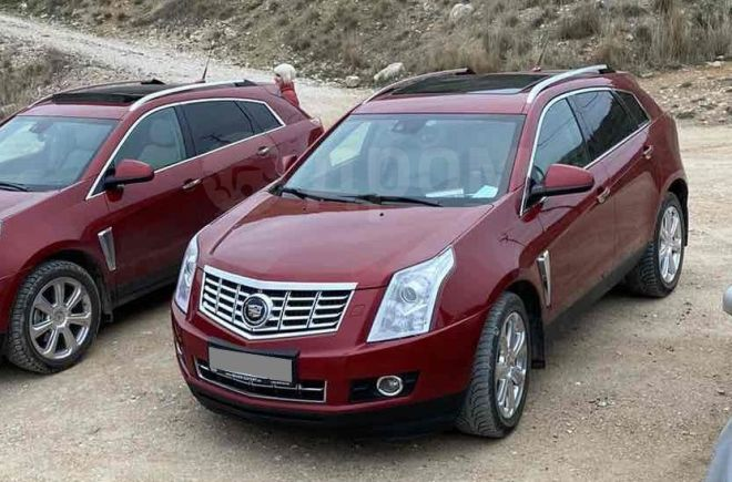 Cadillac SRX, 2013 год, 930 000 руб.