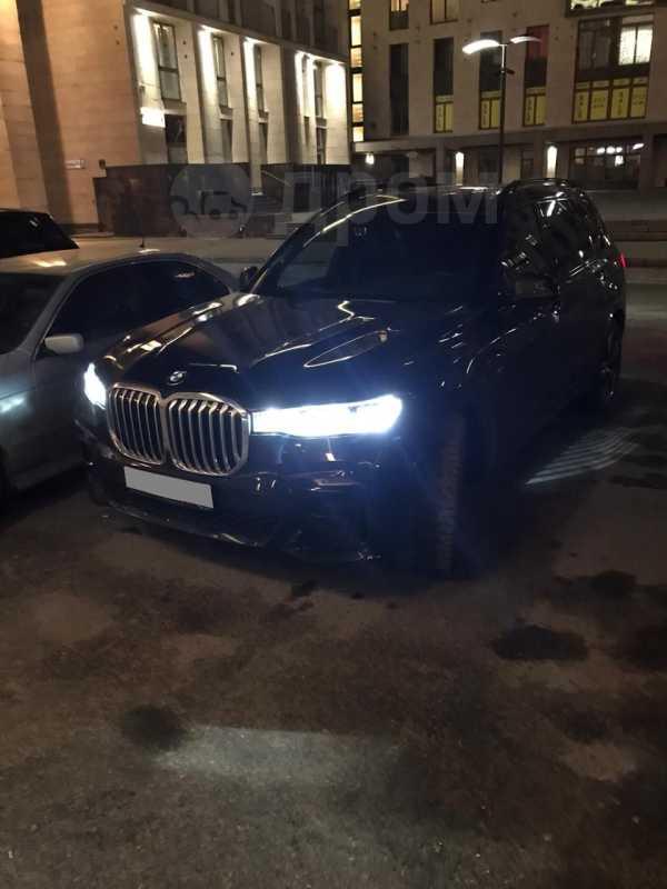 BMW X7, 2019 год, 5 100 000 руб.