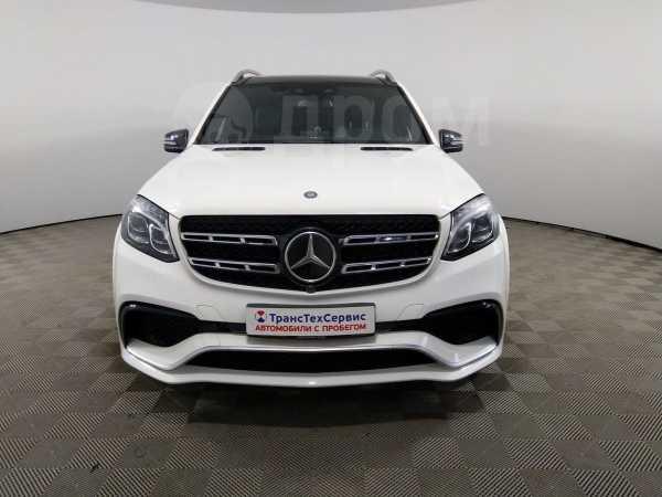 Mercedes-Benz GLS-Class, 2017 год, 4 799 000 руб.