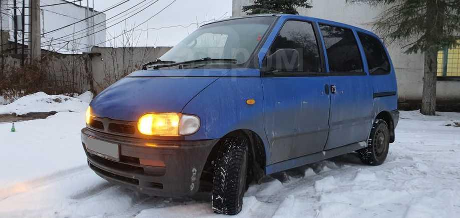 Nissan Vanette Serena, 1993 год, 140 000 руб.