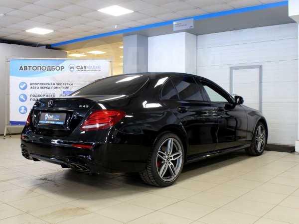 Mercedes-Benz E-Class, 2018 год, 2 530 000 руб.