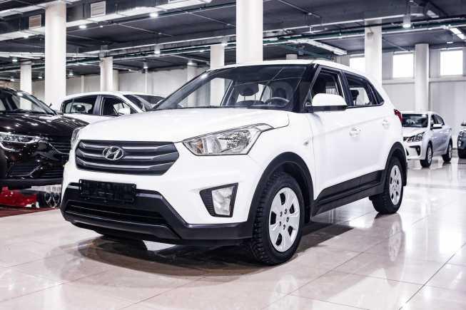 Hyundai Creta, 2017 год, 940 001 руб.