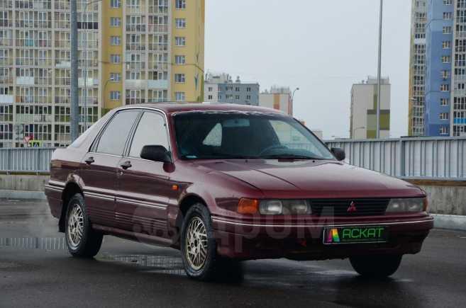 Mitsubishi Galant, 1990 год, 60 000 руб.