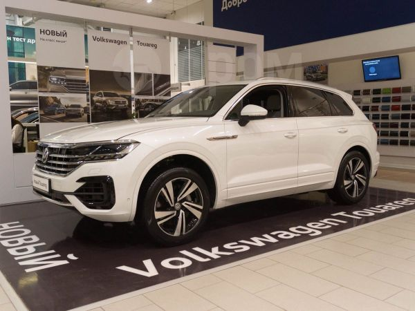 Volkswagen Touareg, 2020 год, 4 204 000 руб.