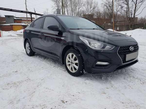 Hyundai Solaris, 2017 год, 549 000 руб.