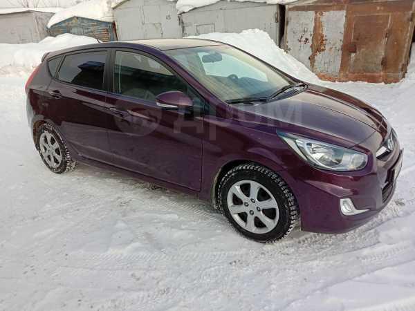 Hyundai Solaris, 2011 год, 397 000 руб.