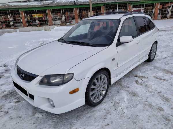 Mazda Protege5, 2002 год, 249 000 руб.