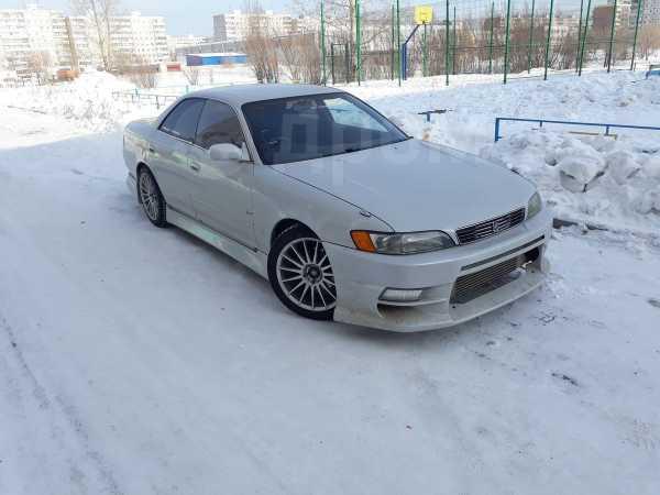 Toyota Mark II, 1996 год, 360 000 руб.