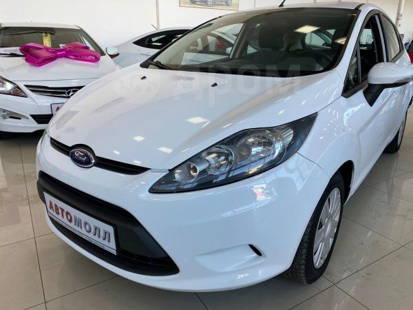 Ford Fiesta, 2010 год, 449 999 руб.