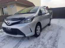 Абакан Toyota Vitz 2014