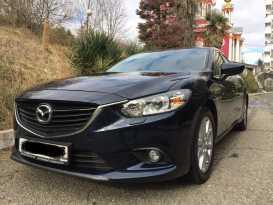 Сочи Mazda6 2015