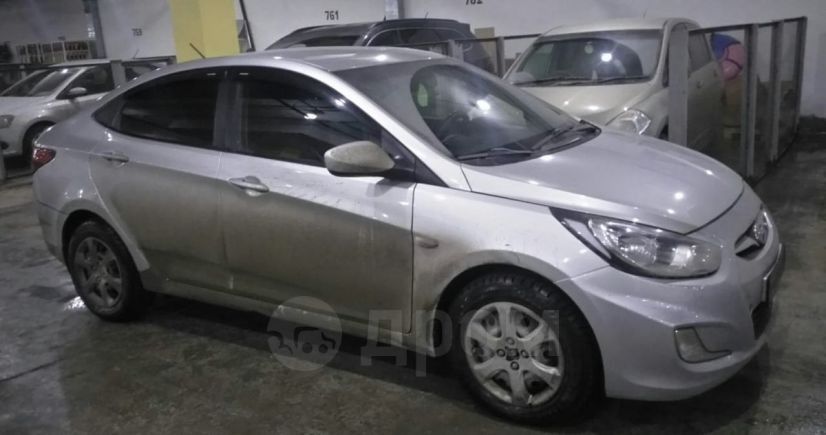 Hyundai Solaris, 2013 год, 380 000 руб.