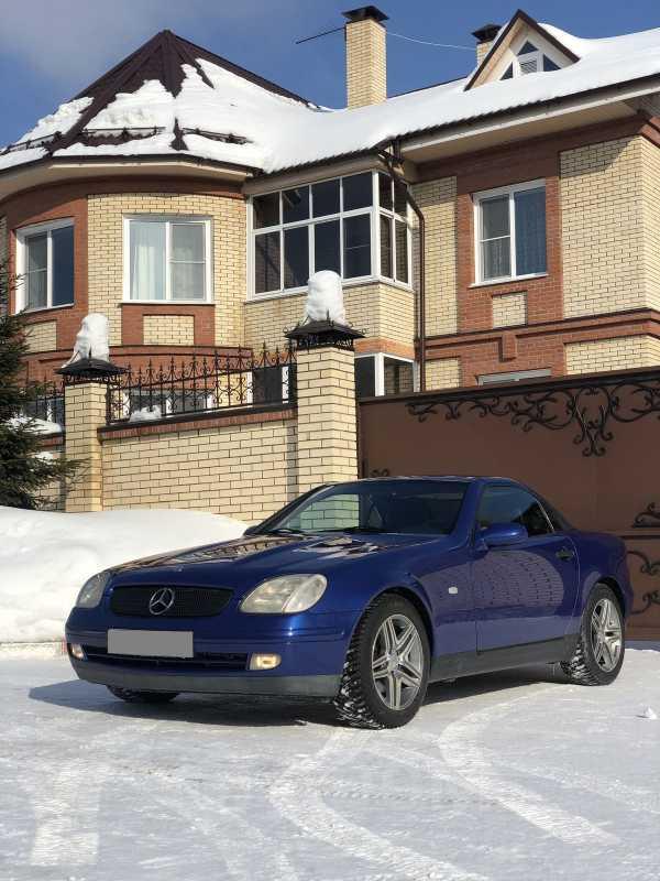 Mercedes-Benz SLK-Class, 1998 год, 380 000 руб.