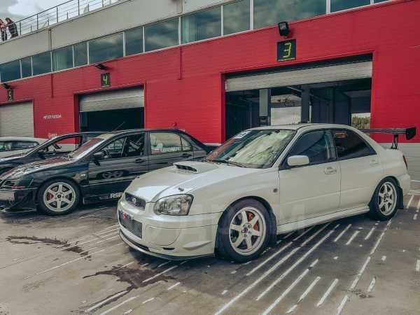 Subaru Impreza WRX STI, 2003 год, 672 980 руб.