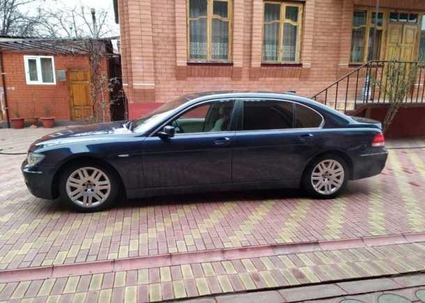 BMW 7-Series, 2007 год, 520 000 руб.