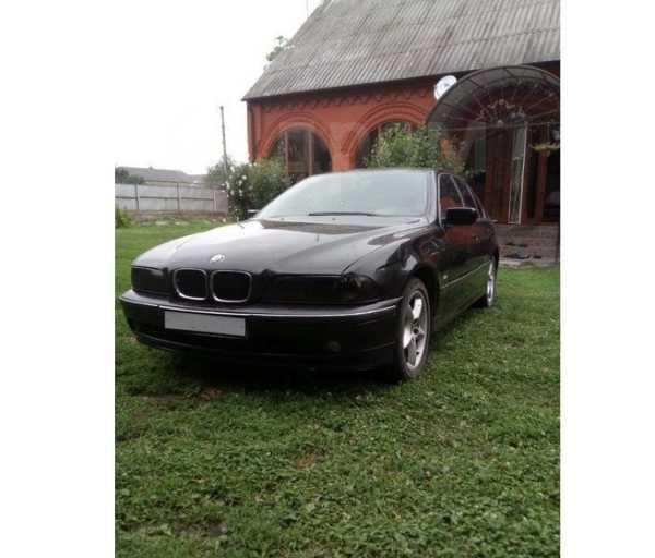 BMW 5-Series, 1999 год, 170 000 руб.