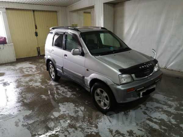Daihatsu Terios, 1997 год, 200 000 руб.