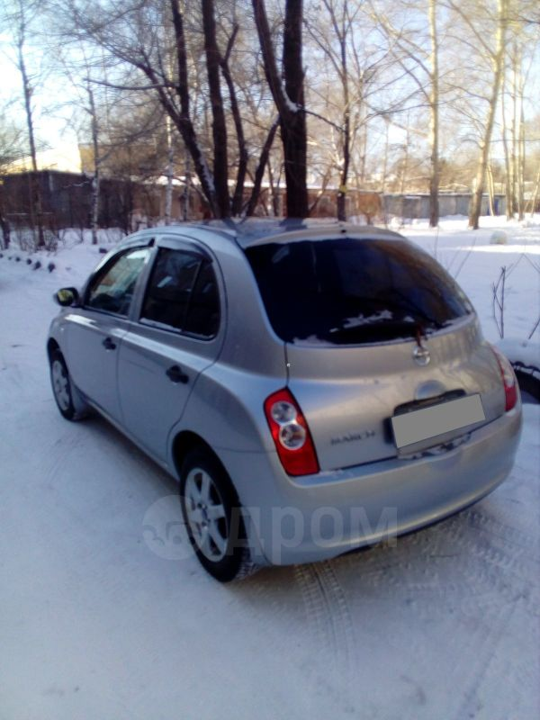 Nissan March, 2010 год, 300 000 руб.