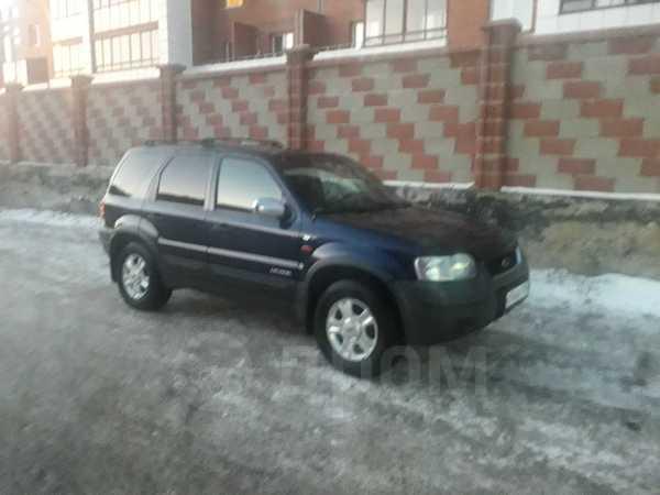 Ford Maverick, 2002 год, 370 000 руб.