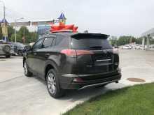 Хабаровск Toyota RAV4 2018