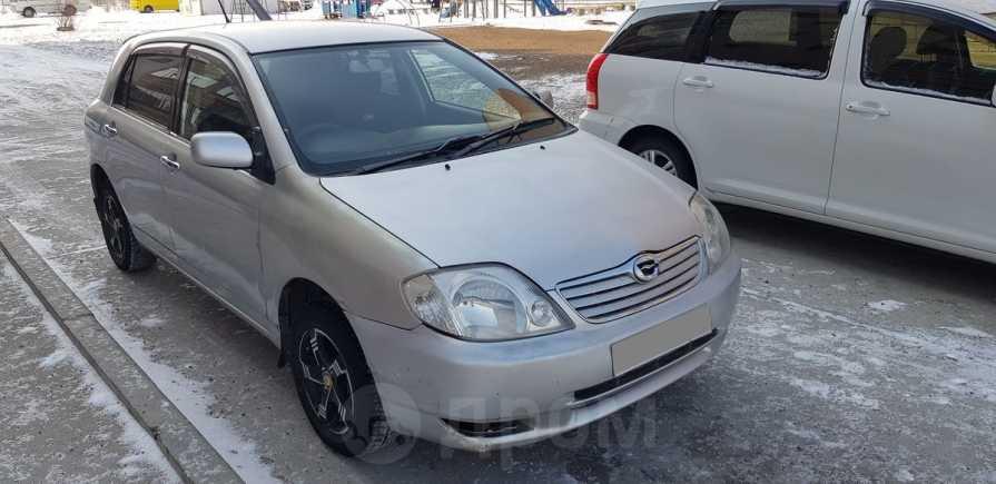Toyota Allex, 2001 год, 205 000 руб.