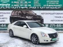 Красноярск Cadillac CTS 2009