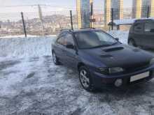 Владивосток Impreza 1993
