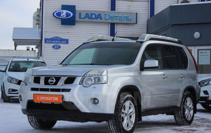 Nissan X-Trail, 2011 год, 778 000 руб.