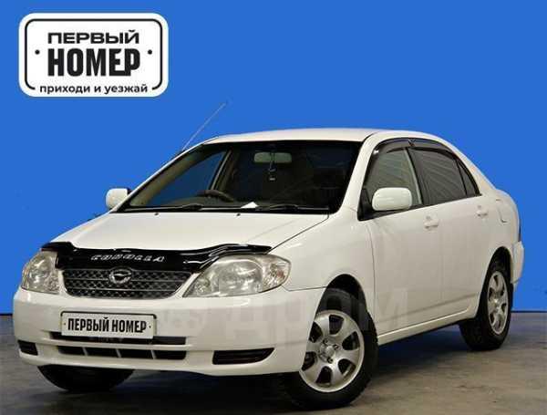 Toyota Corolla, 2001 год, 319 000 руб.