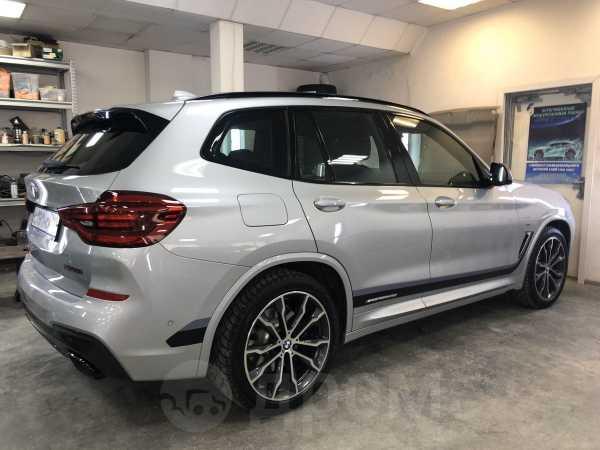 BMW X3, 2019 год, 4 590 000 руб.