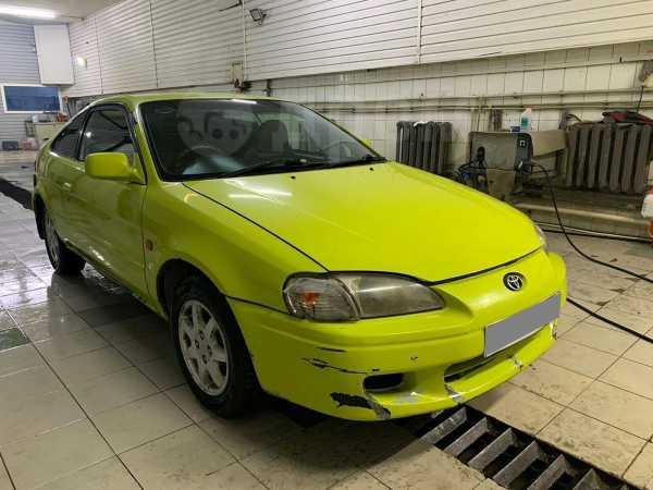 Toyota Cynos, 1997 год, 84 000 руб.
