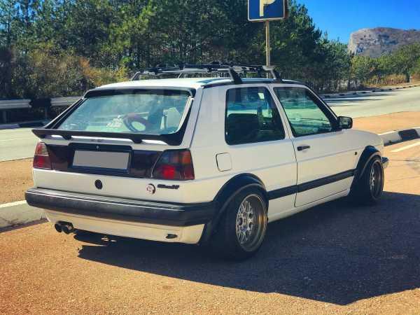 Volkswagen Golf, 1989 год, 219 000 руб.