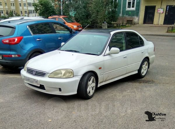 Honda Civic Ferio, 2000 год, 155 000 руб.