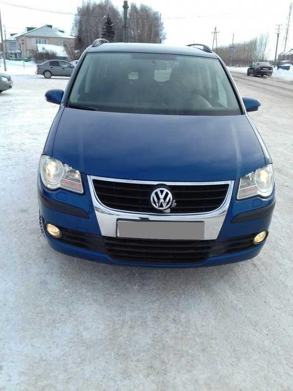 Volkswagen Touran, 2008 год, 435 000 руб.