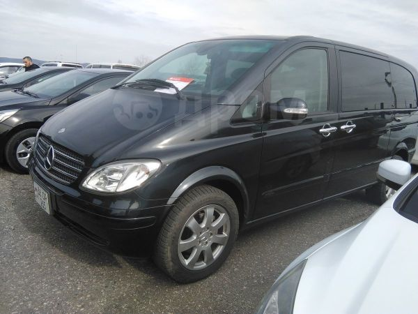 Mercedes-Benz Viano, 2004 год, 900 000 руб.